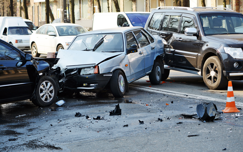 car accident in Miami