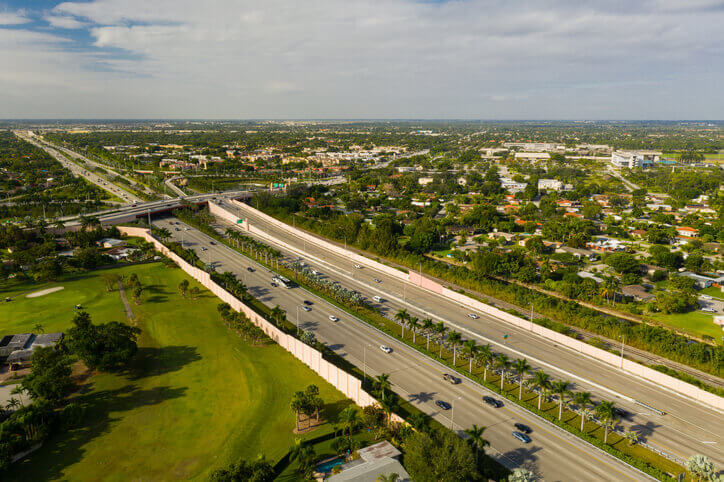florida turnpike in kendall